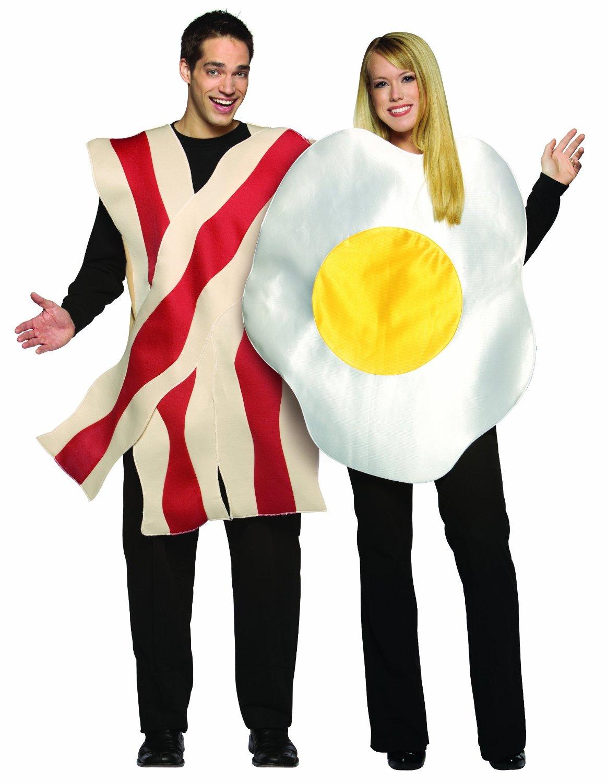 Бекон и яйца - Карнавальные костюмы для пары