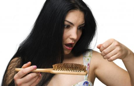 Повышенное выпадение волос