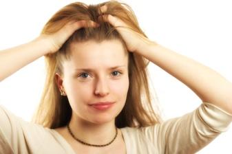 Массаж против выпадения волос
