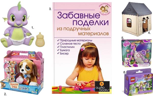 Подарки для девочек на новый год фото