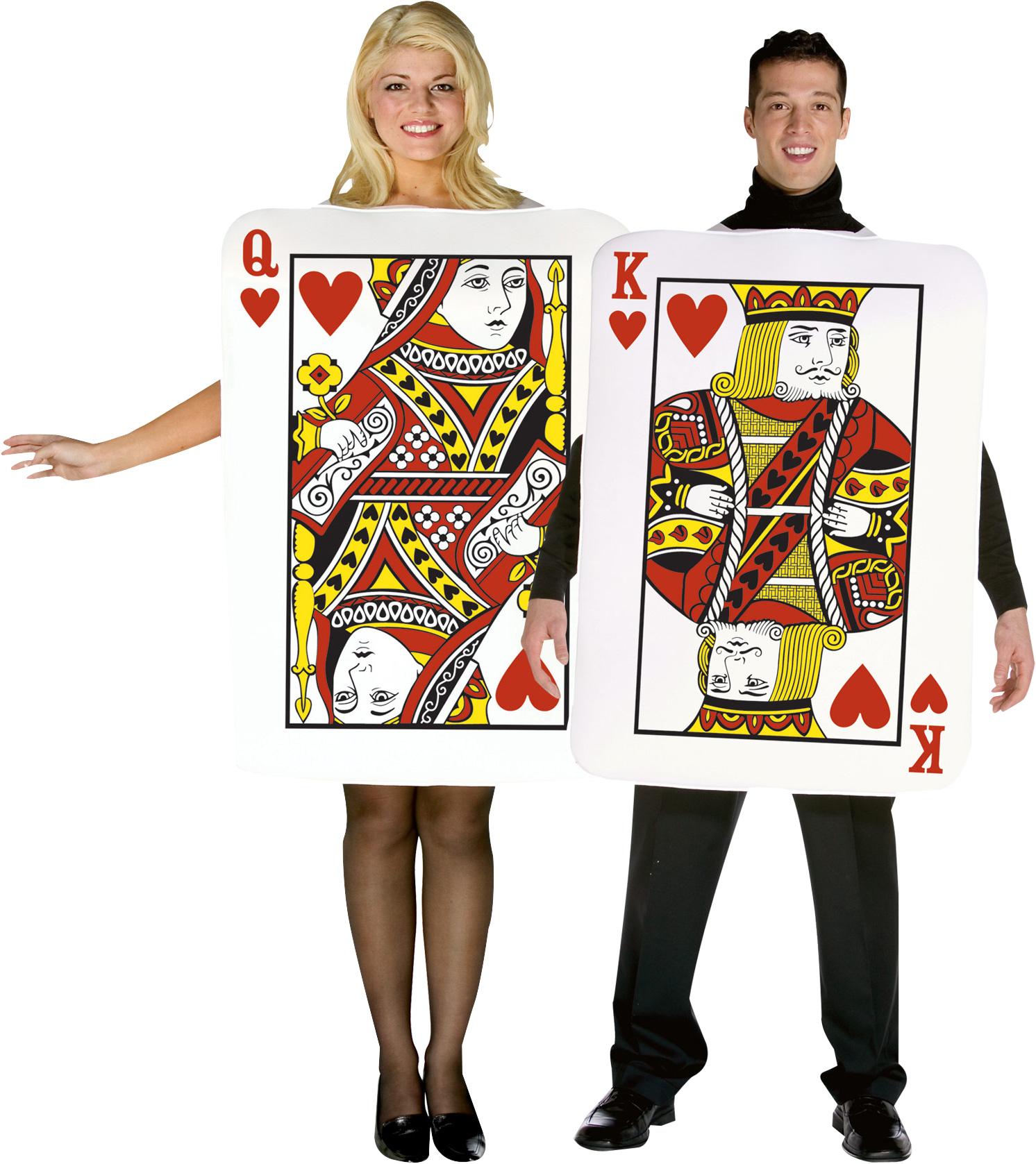 Игральные карты - Новогодние костюмы для взрослых