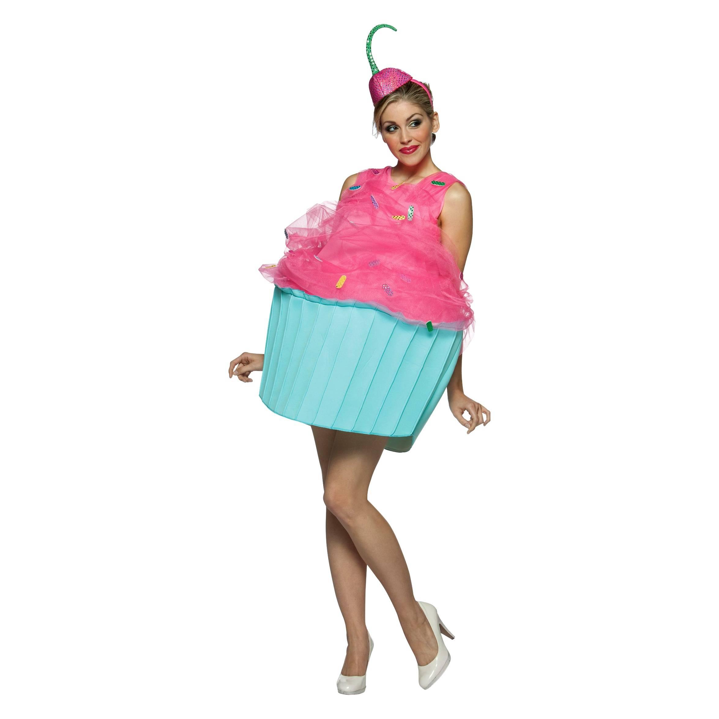 Карнавальный костюм пирожного