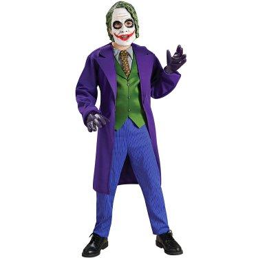 Костюм Джокера для мальчика на новогодний праздник