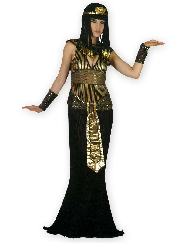 Костюм Клеопатры для нового года 2013