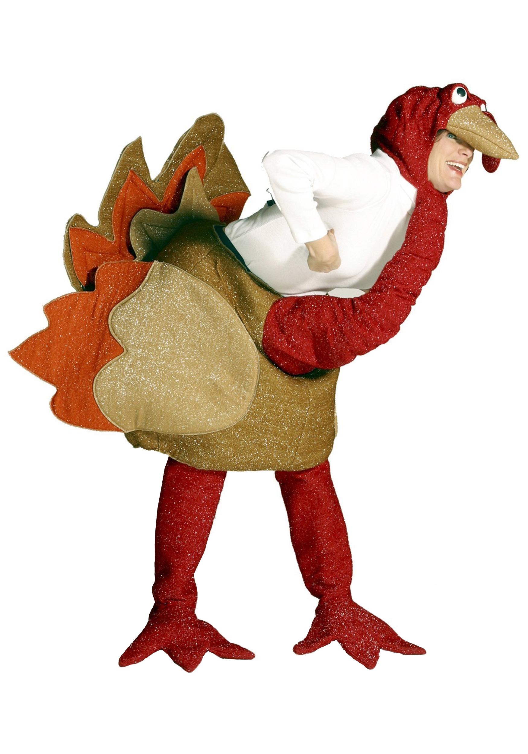 Костюм курицы для новогодней вечеринки 2013