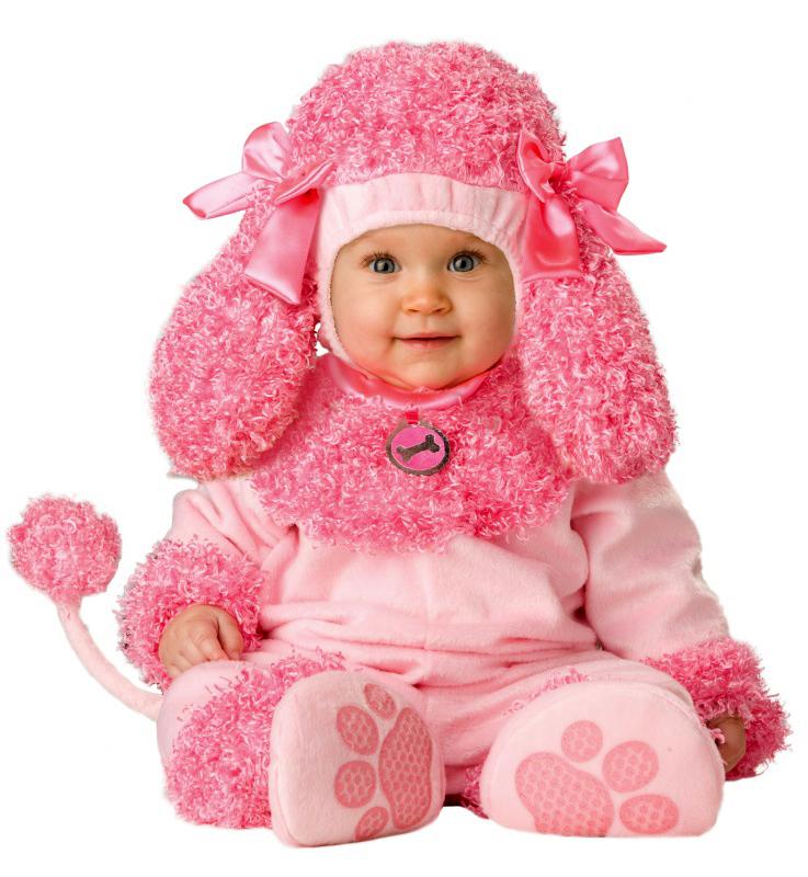 Костюм пуделя для малышей
