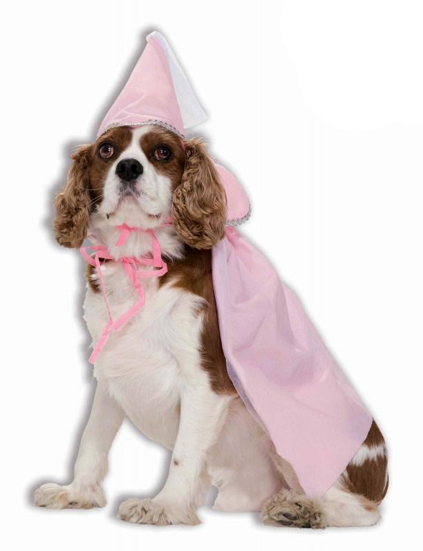 Костюм средневековой принцессы для собаки