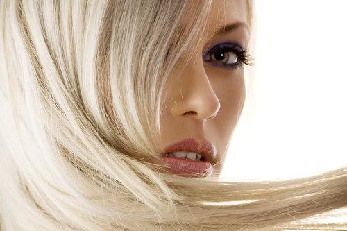 Мягие волосы