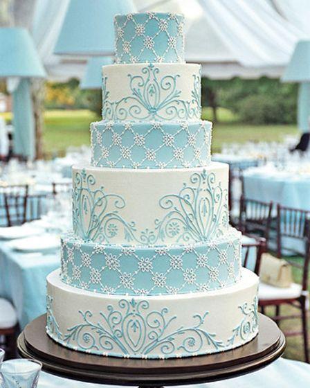 Свадебные торты винтаж