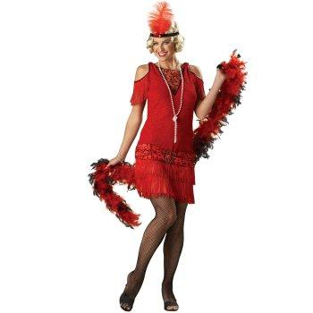 Новогодний костюм красотки кабаре