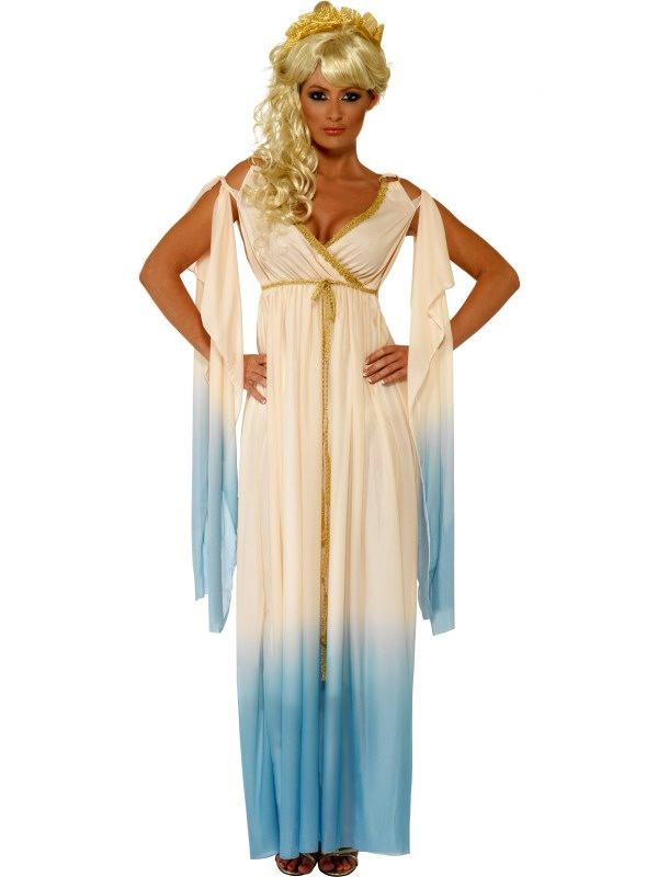 Новогодний костюм богини Афродиты