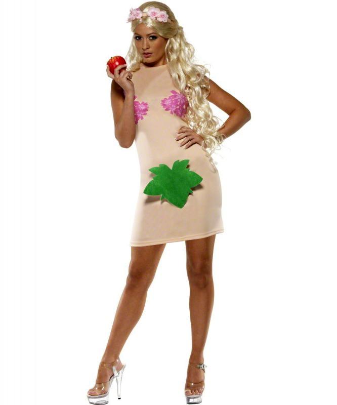 Новогодний костюм Евы