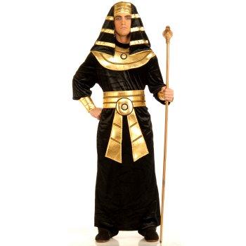 Новогодний костюм фараона для мужчины
