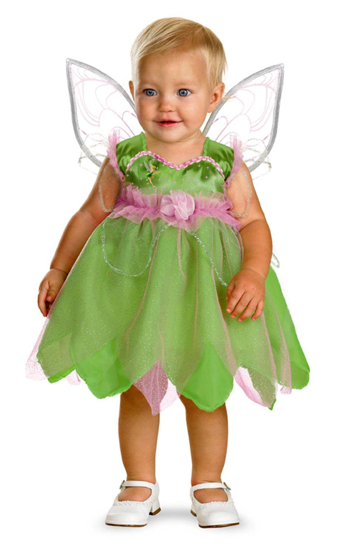 Новогодний костюм феи для маленькой девочки