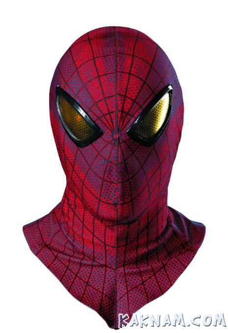 Костюм человека паука из бумаги