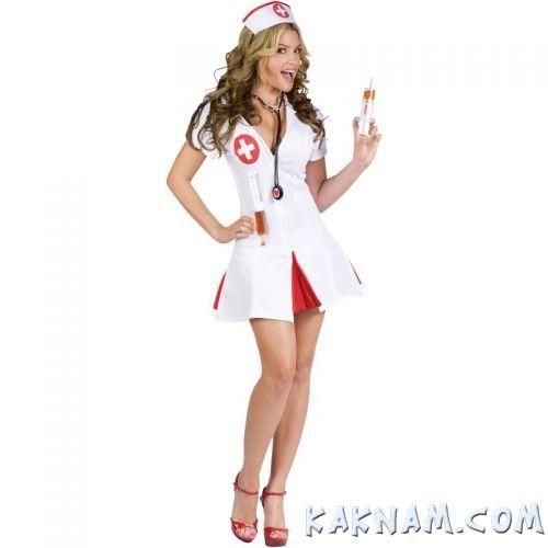 девушки в костюмах медсестер фото