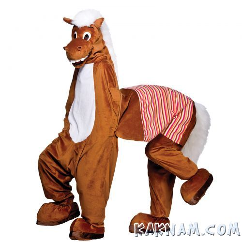 Фото костюма Лошади на Новый Год 2014