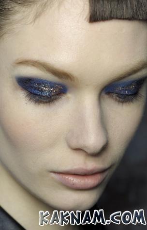 Новогодний макияж 2014-5