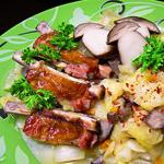 Блюда, приготовленные в горшочках