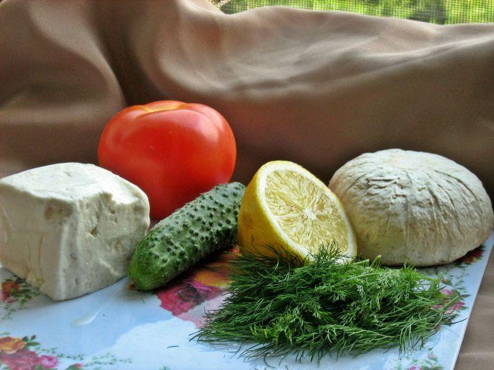 Салат фото-рецепт