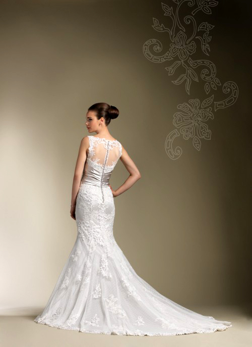 Фото сексуальных свадебных платьев c кружевами
