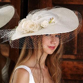 Шляпа на свадьбу
