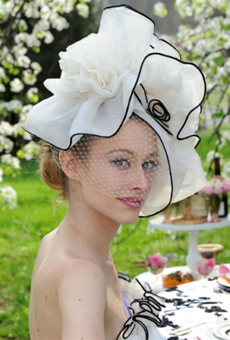 О свадебной шляпе