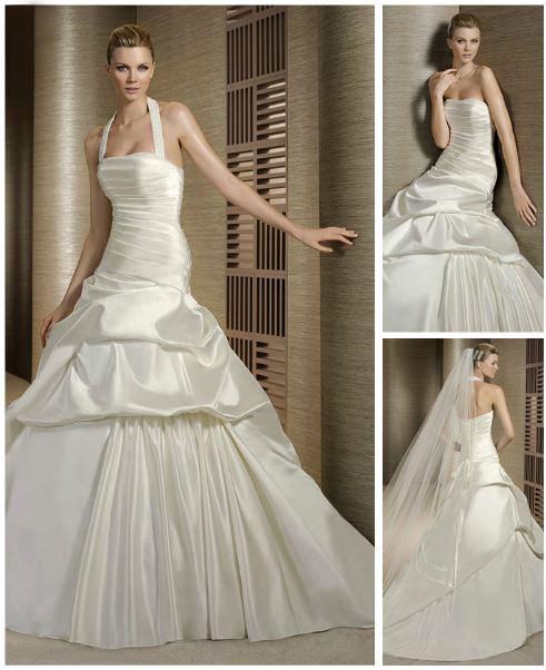 Для невест с большой грудью