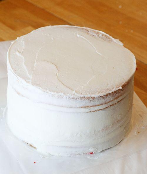 Торт звездный фото 3