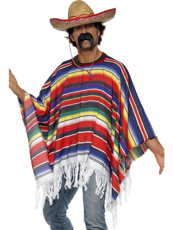 Веселый костюм мексиканца