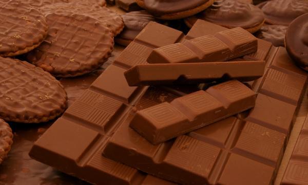 Фото шоколад