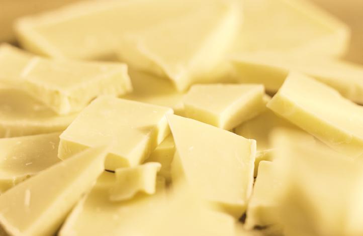 Фото белого шоколада
